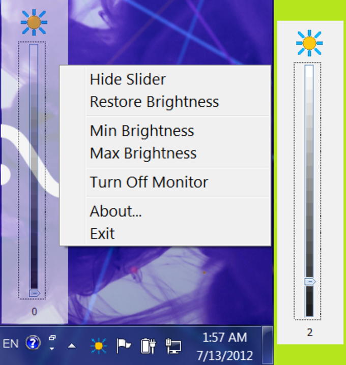 Adjust Laptop Brightness