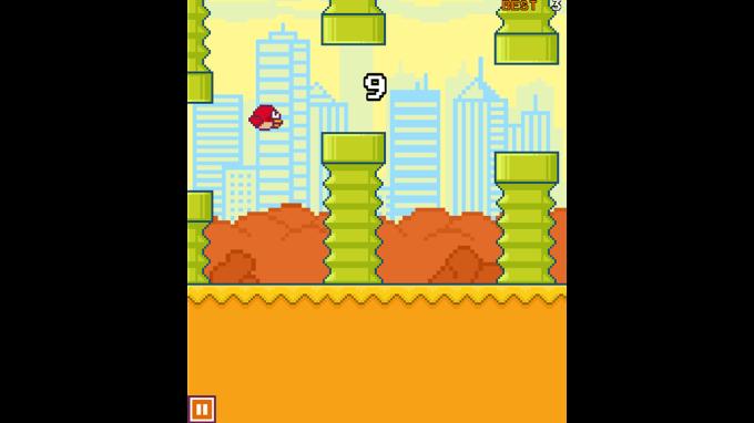 Flappy Bird !