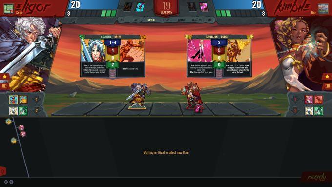 BattleCON: Online