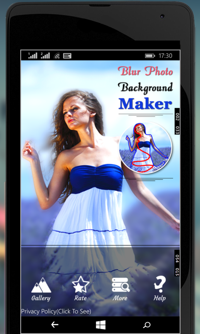 Blur Photo Background Maker