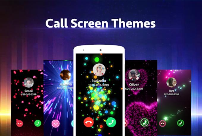 Color Call  Call Screen LED Flash  Ringtones