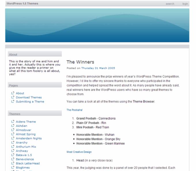 Bitnami Wordpress