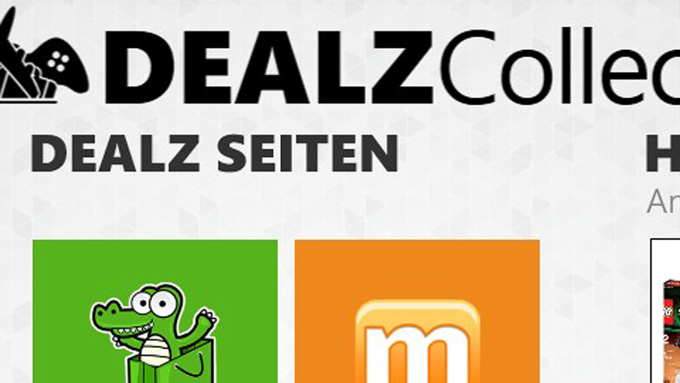 Dealz Collector