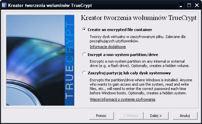 Portable TrueCrypt