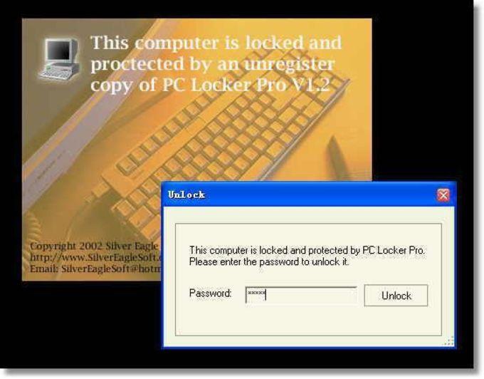 PC Locker Pro