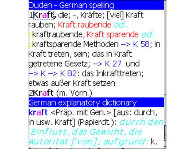 Duden Wörterbuchsammlung