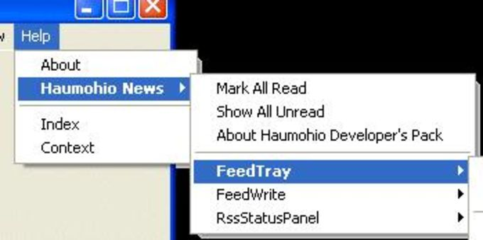 RSS Developer's Pack