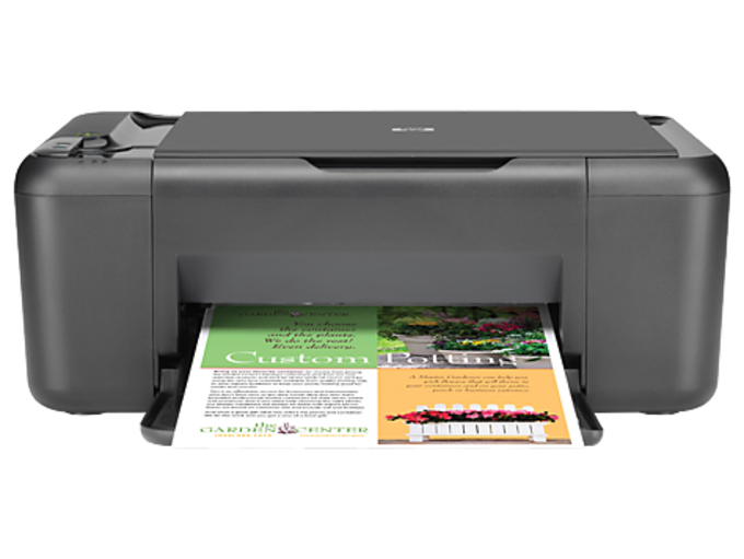 HP Deskjet F2400 All-in-One series drivers