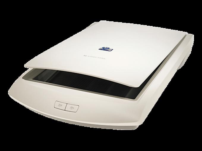 HP Scanjet 2200c Scanner series drivers