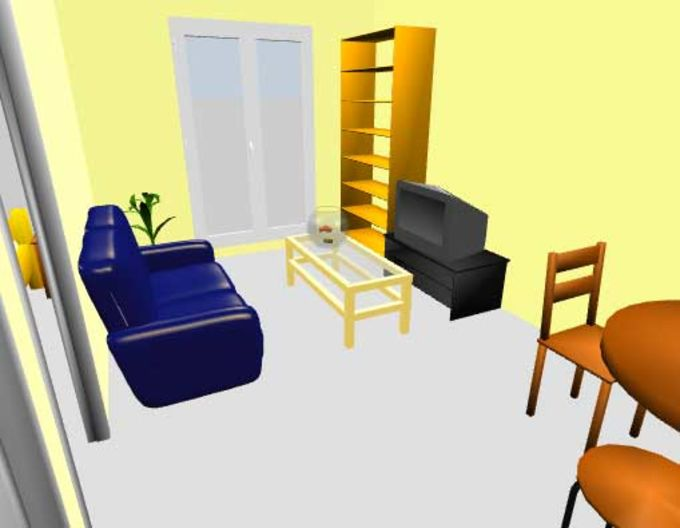 Sweet Home 3d Fußboden Farbe ~ Sweet home 3d download
