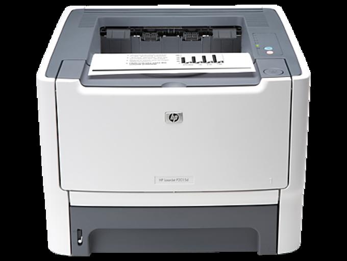 HP LaserJet P2015d Printer drivers
