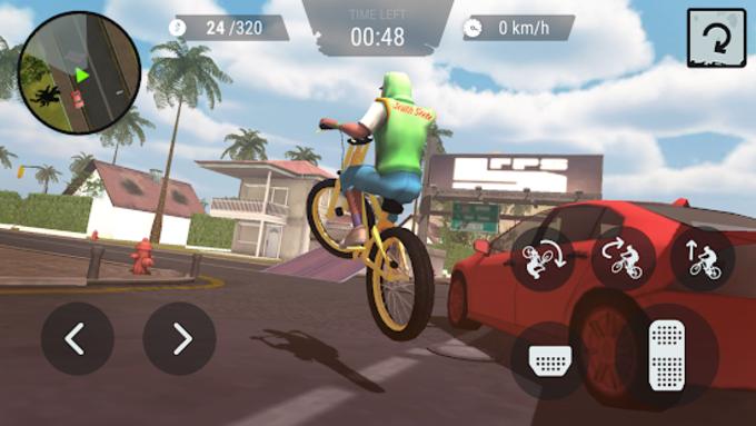 The Grand Bike V