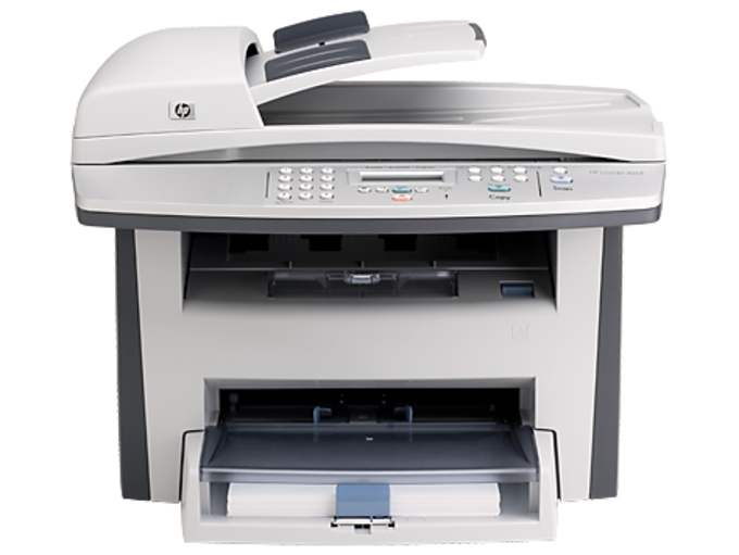 HP LaserJet 3052 All-in-One Printer drivers