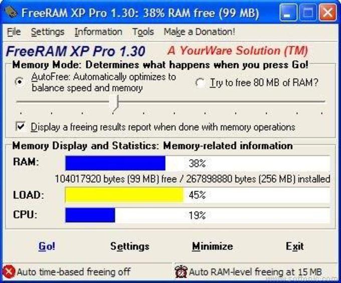 FreeRAM XP