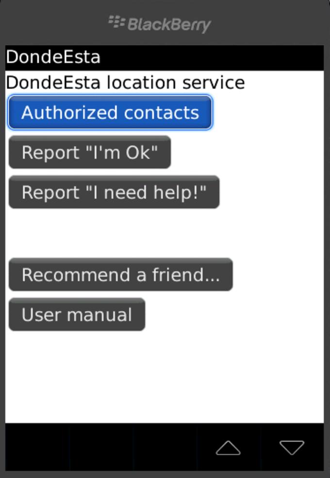 DondeEsta