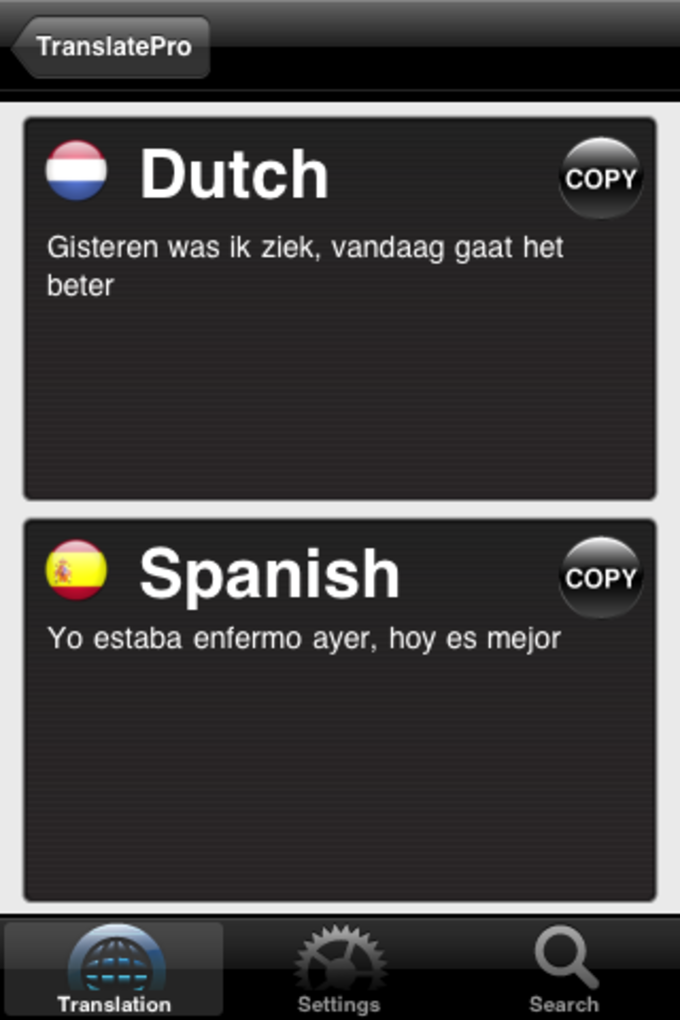 Vertaler Pro