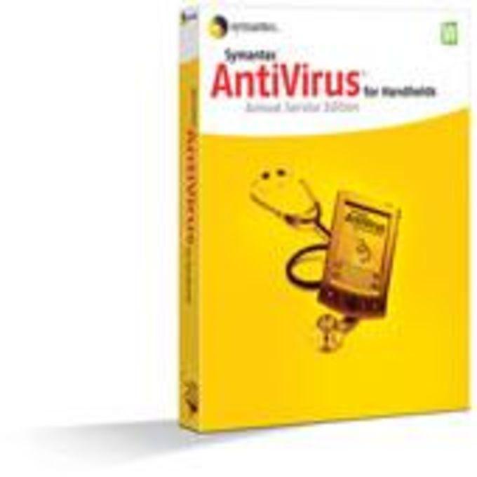 Symantec AntiVirus for Handhelds