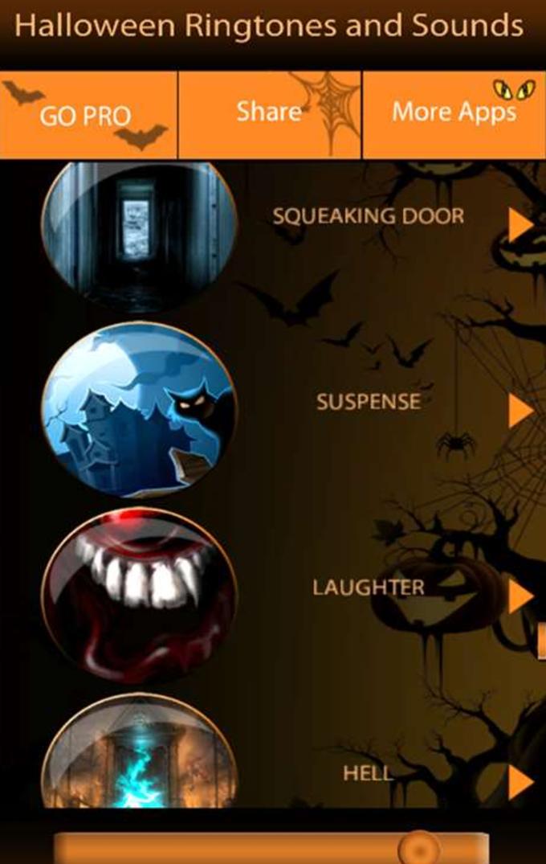 Halloween Ringtones and Sounds