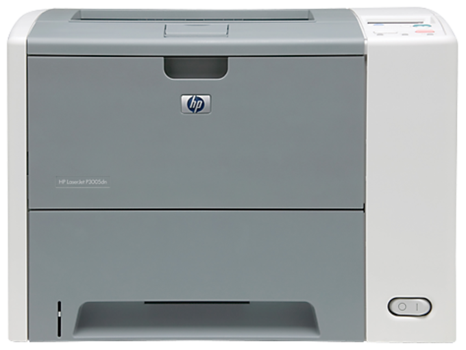 HP LaserJet P3005dn Printer drivers