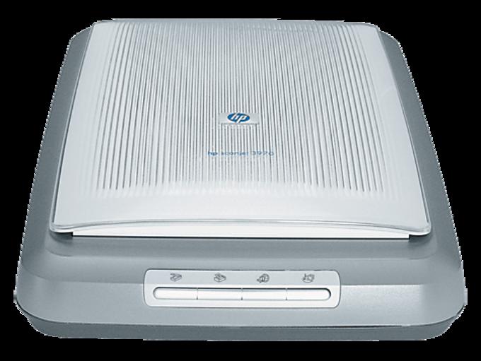 HP Scanjet 3970 Scanner series drivers