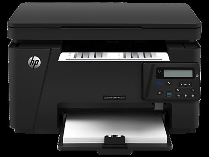 HP LaserJet Pro MFP M125nw drivers