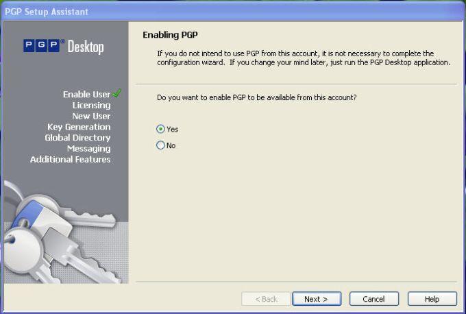 PGP Desktop