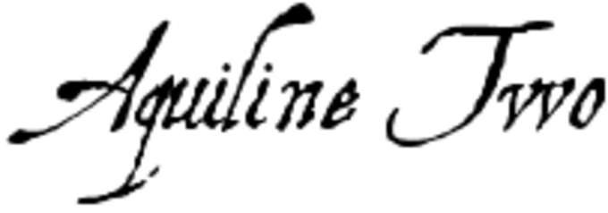 Aquiline Two Font