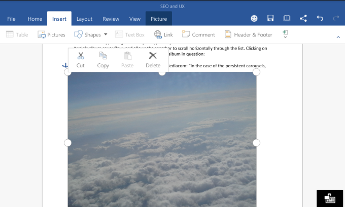 Microsoft Word for Android - Download