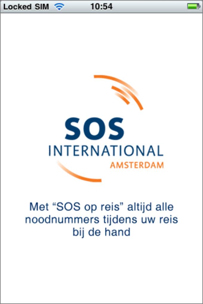 SOS Op Reis