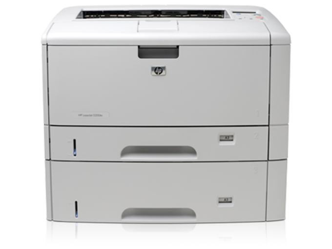 HP LaserJet 5200tn Printer drivers