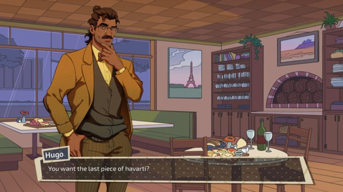 Dream Daddy A Dad Dating Simulator