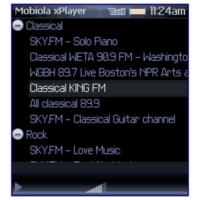 Mobiola xPlayer