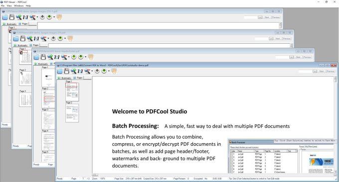 PDF Viewer - PDFCool