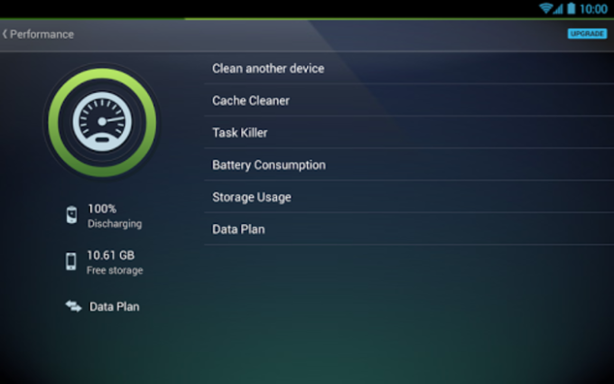 AntiVirus Security FREE for tablet