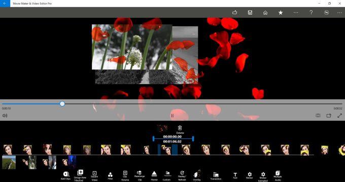 Movie Maker & Video Editor : Slideshow Maker Pro