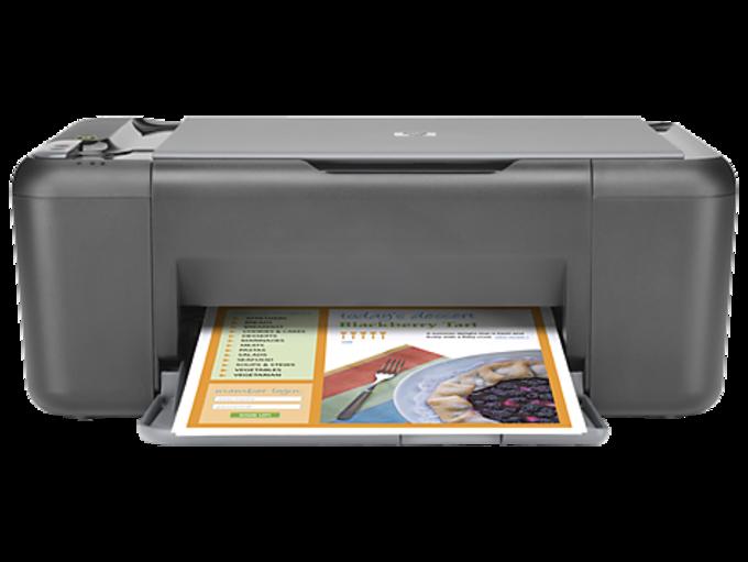HP Deskjet F2420 Printer drivers