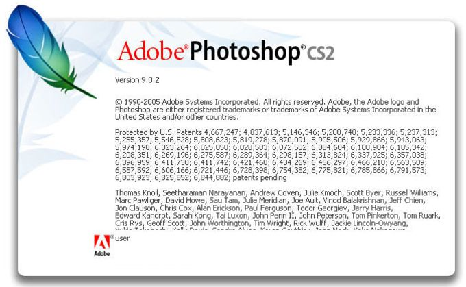 Adobe Photoshop CS2 Update