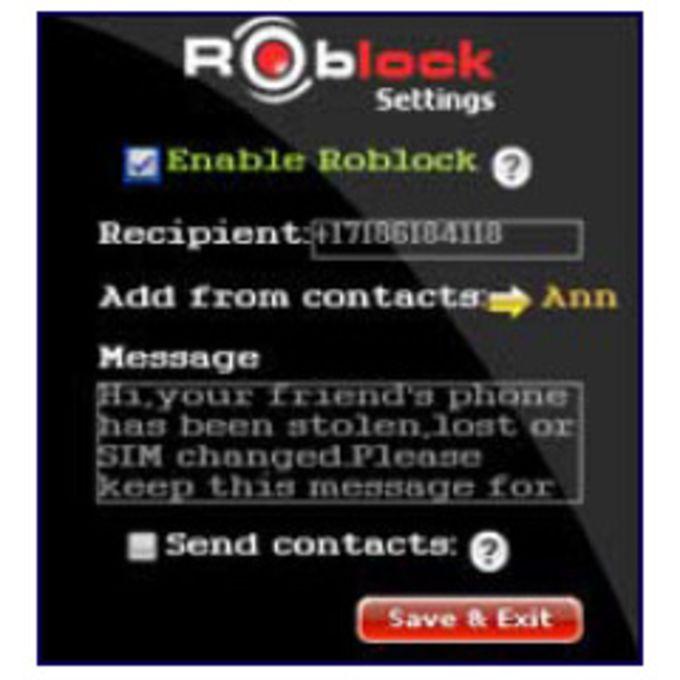 RobLock