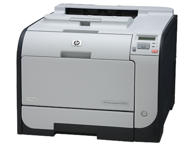HP Color LaserJet CP2025 Printer drivers
