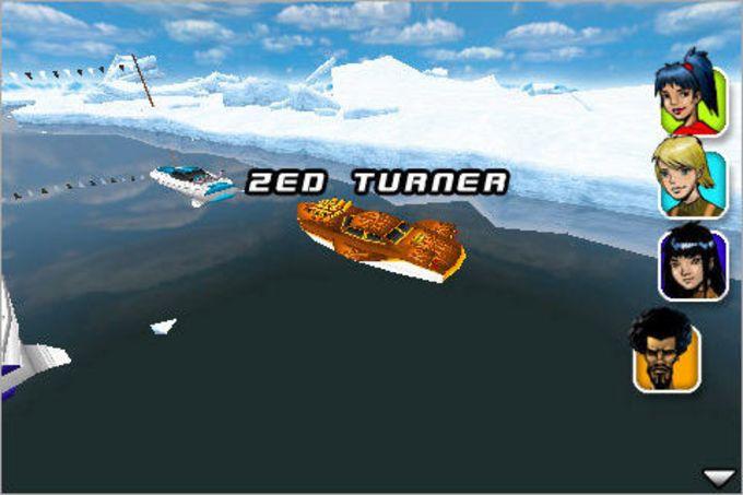 Powerboat Challenge Lite