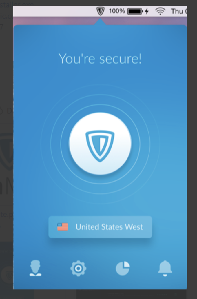 ZenMate Desktop VPN for Mac