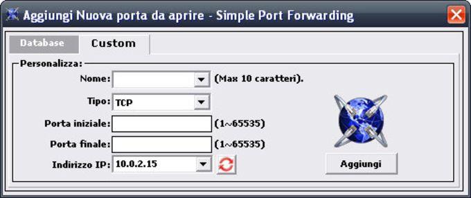 Simple Port Forwarding