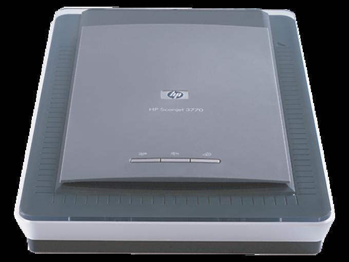 HP Scanjet 3770 Digital Scanner drivers