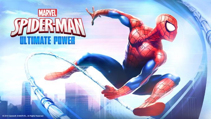 Spider-Man Ultimate Power