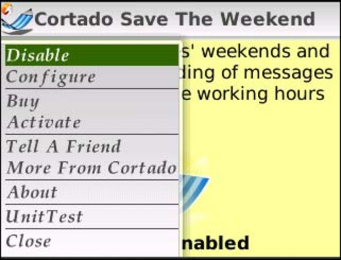 Save The Weekend