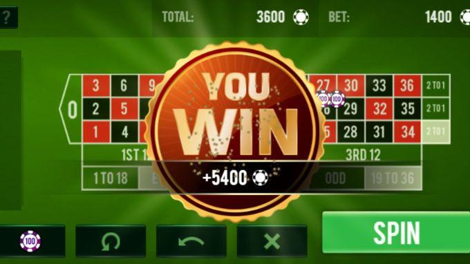 Roulette Royale - Vegas Casino
