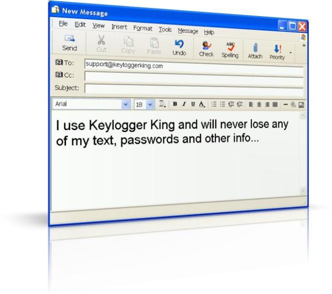 Free Keylogger King