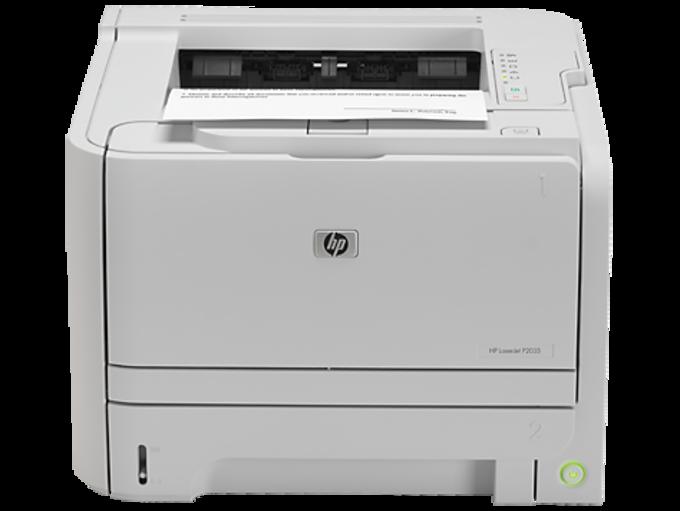 HP LaserJet P2035 Printer drivers