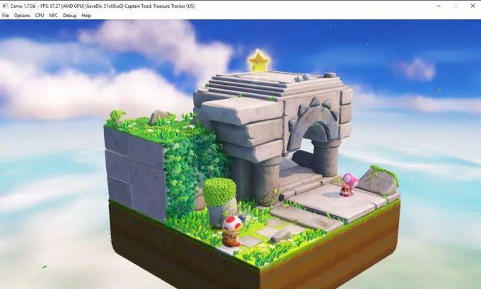 Cemu Wii U emulator - Download