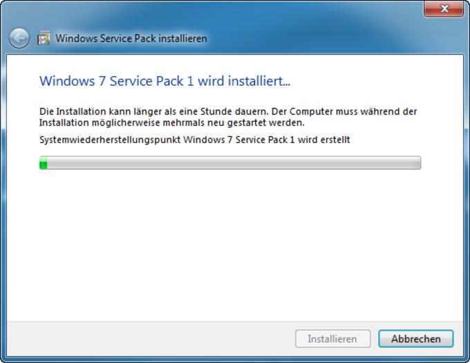 Windows 7 und Windows Server 2008 R2 Service Pack 1